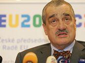Mise ministra Schwarzenberga k vyjednání příměří v Gaze nedospěla