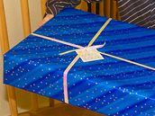 Co asi skrývá tenhle dárek?