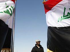 Předání vlády nad zelenou zónou v Bagdádu zpět Iráku (1. 1. 2009)