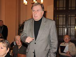 Ředitel Státní Opery Praha Jaroslav Vocelka