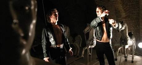 Divadlo Reduta: Havel píše Husákovi