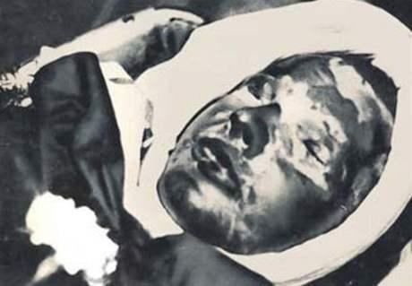 Fotografie zesnulého v Ústavu soudního lékařství byla otištěna v několikerých západních novinách a časopisech. StB bez úspěchu pátrala po jejím autorovi.