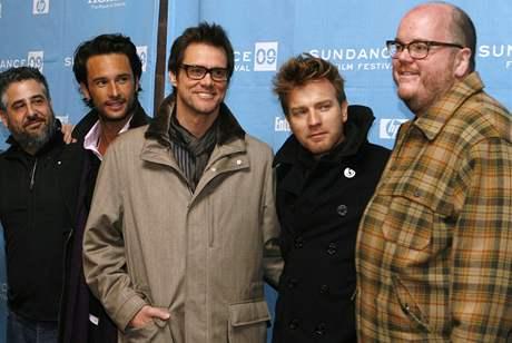 Festival Sundance 2009-Jim Carrey k filmu I Love You Philip Morris