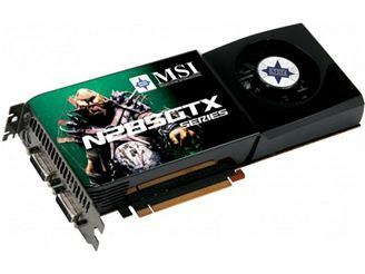 GeForce GTX285 od MSI