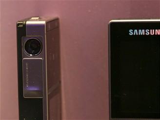 CES 2009 - Samsung PMP přehrávač s projektorem