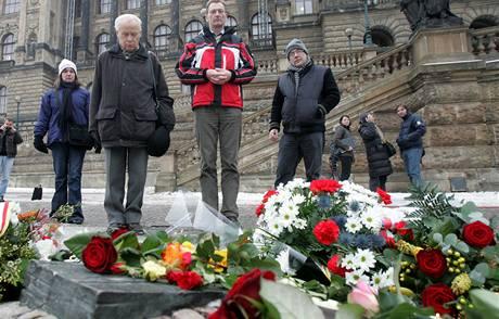 Uctění památky Jana Palacha (16. 1. 2009)