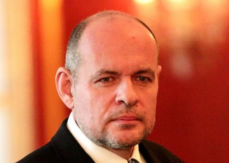 Ministr kultury Václav Jehli�ka