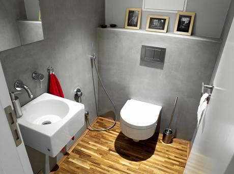 novou koupelnu bývá někdy nutné předělat. Aneb šok zvaný ...