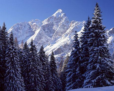 Itálie, Monte Civetta