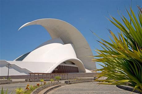 Koncertní hala na Tenerife, Kanárské ostrovy
