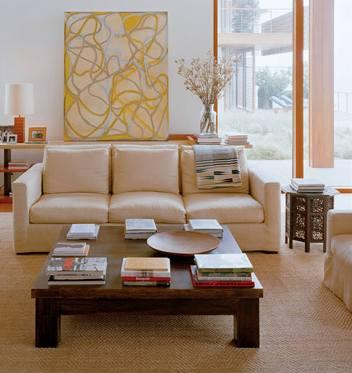 Interiér navržený designérem Michaelem Smithem
