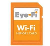Bezdrátová SD karta Eye-Fi