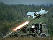 Bezpilotní letoun Sojka české armády