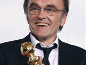 Zlaté glóby 2009 - nejlepší režisér Danny Boyle (Milionář z chatrče)