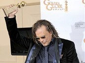 Zlaté glóby 2009 - nejlepší herec Mickey Rourke