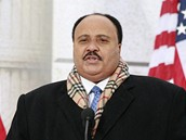Inaugurační koncert We Are One - Martin Luther King III