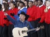 Inaugurační koncert We Are One - Garth Brooks