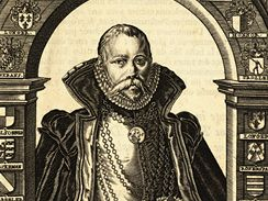 Tycho Brahe (1546-1601), nedatovan� portr�t