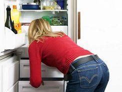 Před ukládáním velkého nákupu můžete u moderních chladniček navolit funkci