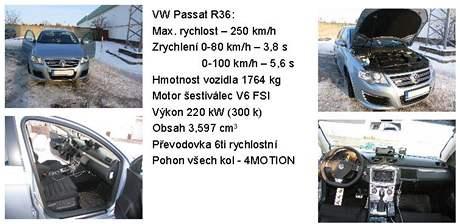 Nový silný vůz ve výbavě brněnských policistů