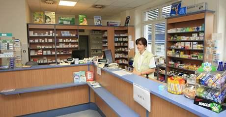 Nemocniční lékárna v Hodoníně nebude od února účtovat poplatky za recepty. Čekají nával lidí