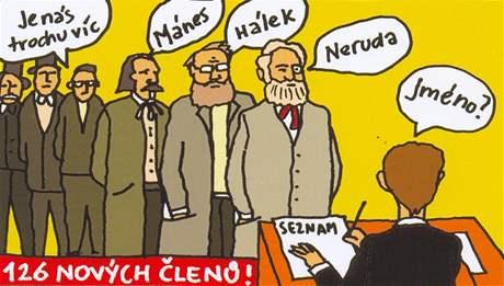 z komiksu Nazdar, Národní divadlo!