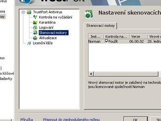 TrustPort Antivirus USB Edition