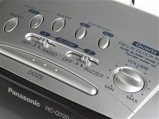 Panasonic RC-Q720 _top