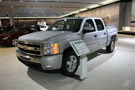 Chevrolet Sierra hybrid
