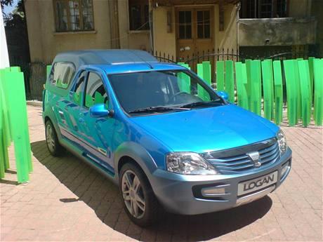 Dacia Logan Pick-up Concept