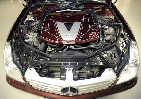 Tuning Mercedesu CLS