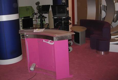 TV Barrandov studio