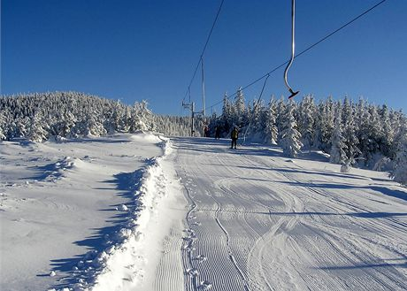 Lyžařské středisko Sněžník