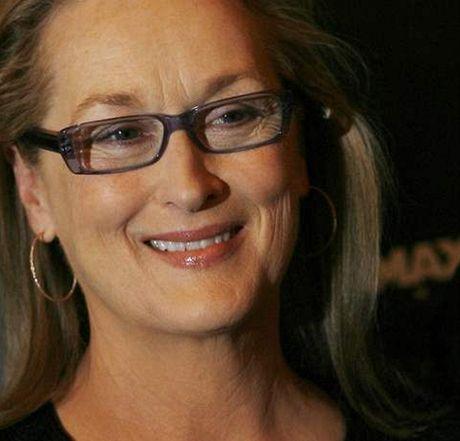 Herečka Meryl Streepová letos oslaví šedesátiny.