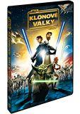 DVD Star Wars: Klonové války