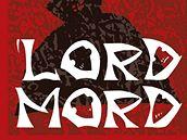 Lord Mord; obal knihy Miloše Urbana