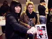 Aneta Langerová a Anna K nabízejí CD Óčko AllStars