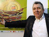 Febiofest 2009 - Fero Feni� na tiskov� konferenci