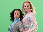 Český lev 2009 - Iva Pazderková a Ester Kočičková v upoutávce