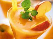 Jablečno-mrkvová šťáva