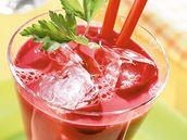 Zeleninový nápoj s řepou