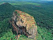 Zelený ráj Srí Lanky.