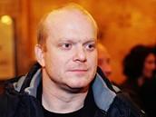 Dvakrát nominovaný herec David Novotný - nominační večer 16. ročníku filmových cen Český lev