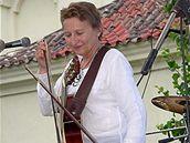 Dagmar Voňková na festivalu Tichý hlas