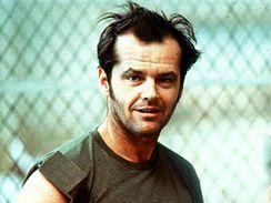 Z filmu Přelet nad kukaččím hnízdem - Jack Nicholson