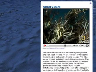 Google Earth - video National Geographic