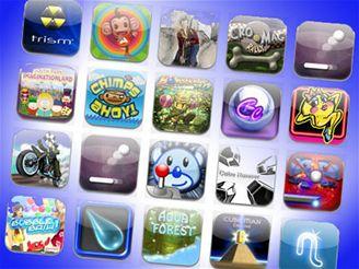 Vyzkou�ejte u�ite�né aplikace pro vá� Apple iPhone (3G)/iPod touch