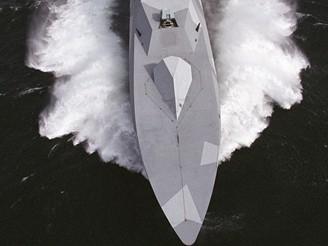 Stealth korveta třídy Visby