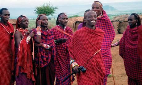 Tradice původních kmenů ale i jejich tělesné a duševní zdraví