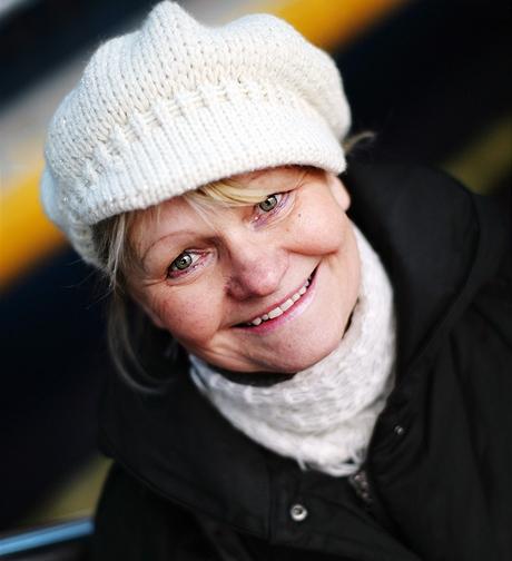 Psycholožka Jarmila Divišová - pomáhá dětem z dětských domovů při startu do života